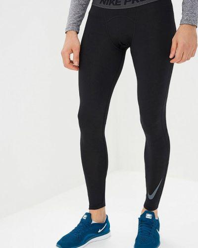 Леггинсы черные Nike