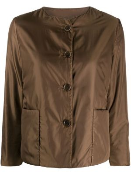 Куртка на пуговицах укороченная Aspesi