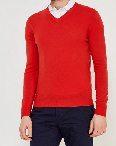 Красный пуловер 2018 United Colors Of Benetton