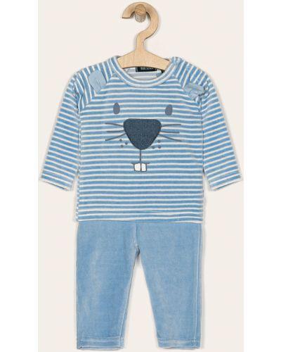 Пижама синяя Blue Seven