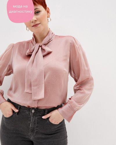 Блузка - розовая Sa.l.ko