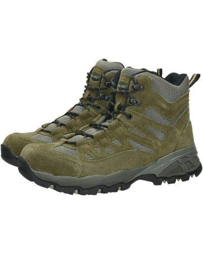 Кожаные ботинки Mil-tec