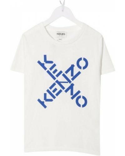 T-shirt - biała Kenzo