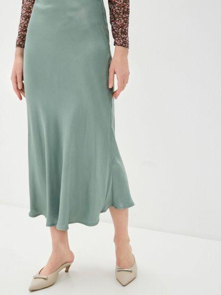 Зеленая юбка B.young