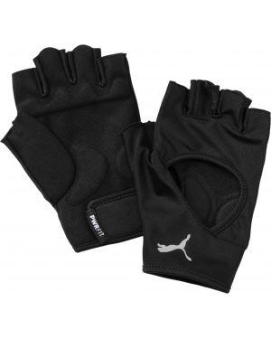 Спортивный костюм черный с логотипом Puma