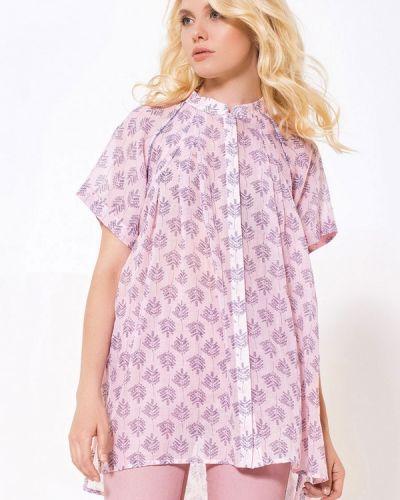 Блузка - розовая Jn