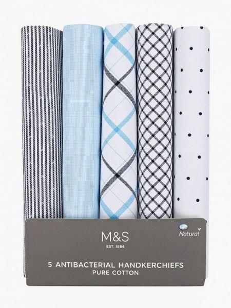 Белые запонки Marks & Spencer