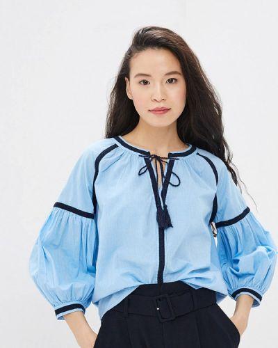 Блузка - голубая Top Secret