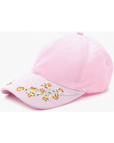 Розовая бейсболка Val Vutti