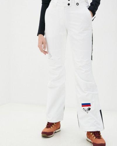 Белые горнолыжные брюки Termit