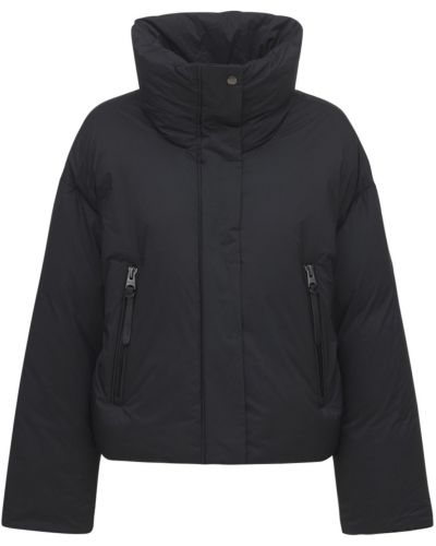 Черная куртка на молнии Mackage