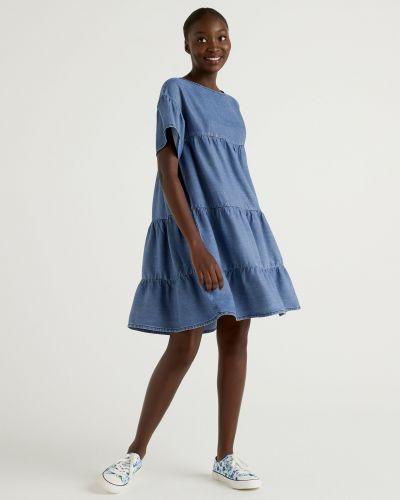 Джинсовое платье United Colors Of Benetton