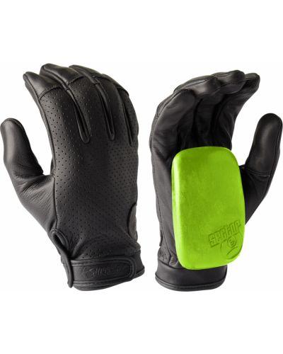 Черные перчатки Sector9