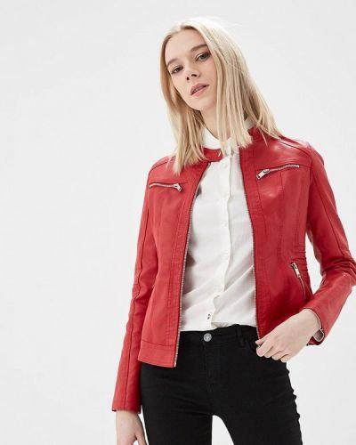 Кожаная куртка весенняя Z-design
