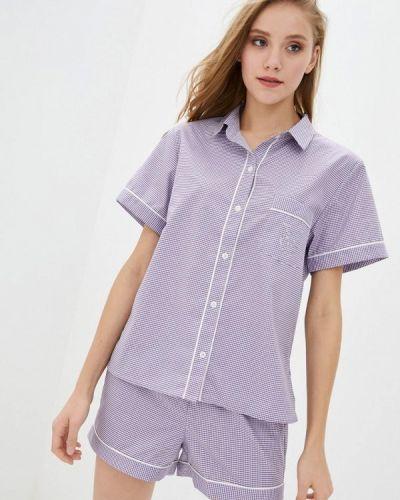 Пижамная фиолетовая пижама German Volf
