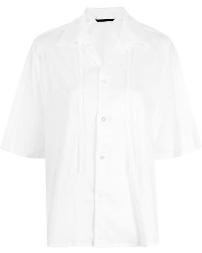 Biała koszula bawełniana Ys