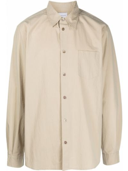 Klasyczna koszula - beżowa John Elliott