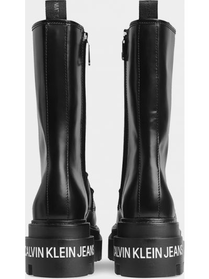 Ботильоны - черные Calvin Klein