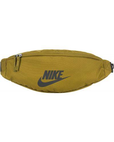 Спортивная сумка поясная нейлоновая Nike