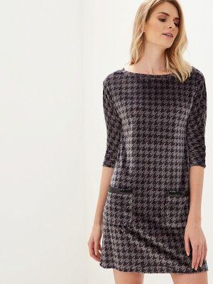Платье - серое Lelio