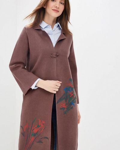 Бежевое пальто весеннее Fresh Cotton