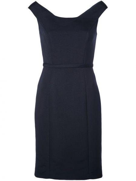 Приталенное платье-футляр Amsale