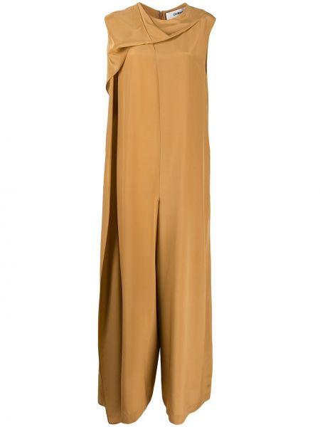 Комбинезон с широкими брюками свободный Chalayan
