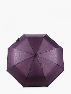 Фиолетовый складной зонт Instreet