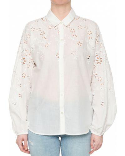 Рубашка белая Silvian Heach