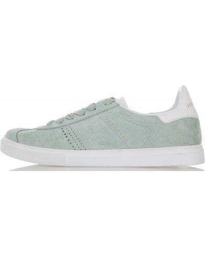Кожаные кроссовки Skechers
