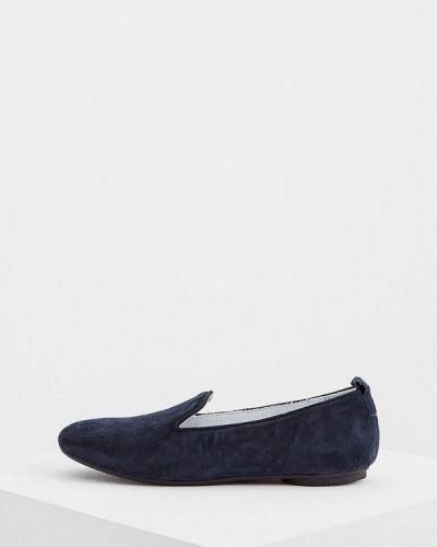 Туфли велюровые Jog Dog