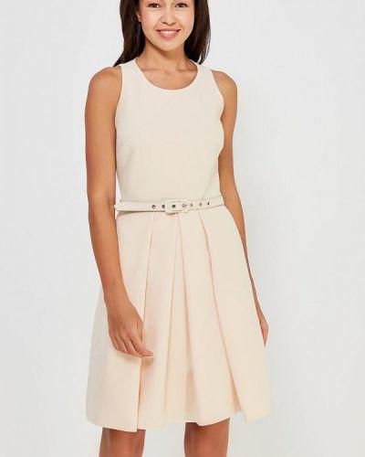 Платье бежевое Lusio