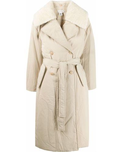 Пальто классическое с капюшоном Low Classic