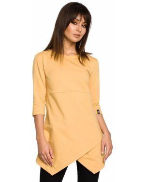 Złota tunika - żółta Be