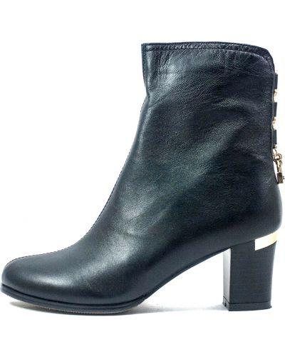 Ботинки - черные Morento