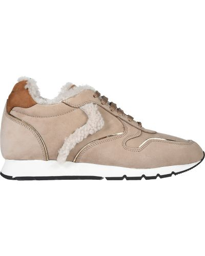 Повседневные кроссовки - бежевые Voile Blanche