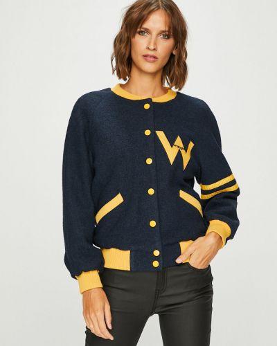 Утепленная куртка укороченная с карманами Wrangler