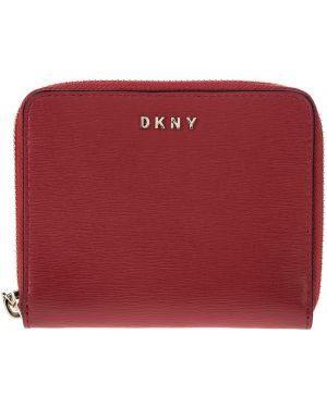 Кожаный кошелек Dkny