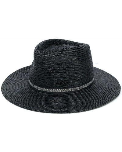 Шляпа черная Maison Michel