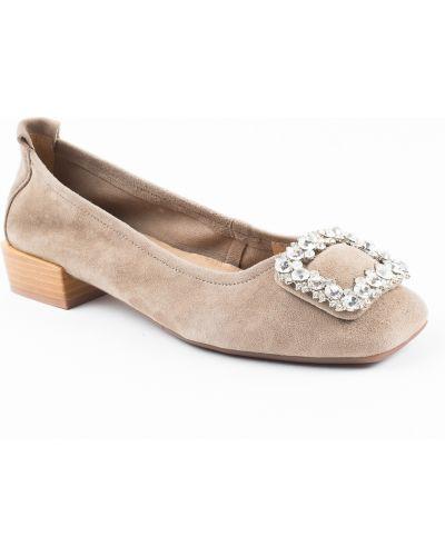 Бежевые туфли Berkonty