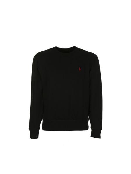 Czarny sweter Ralph Lauren