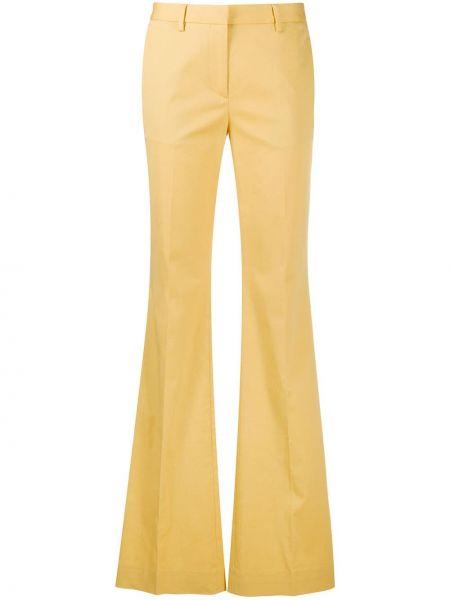 Свободные брюки стрейч расклешенные Brag-wette