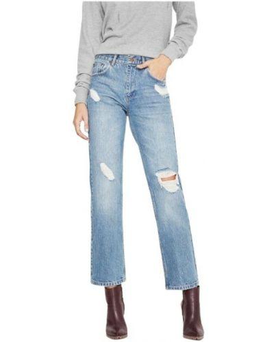 Niebieskie jeansy vintage Anine Bing
