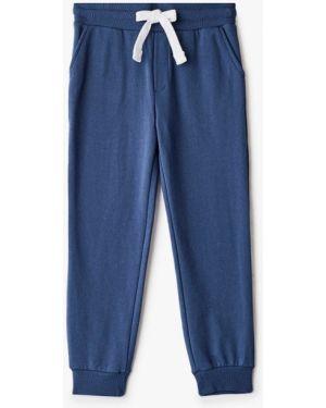 Синие спортивные брюки Sela