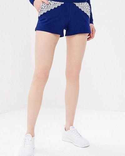 Синие спортивные шорты Grishko
