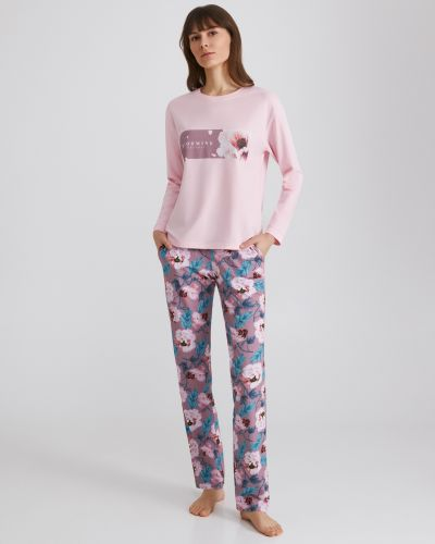 Пижама с принтом Ellen
