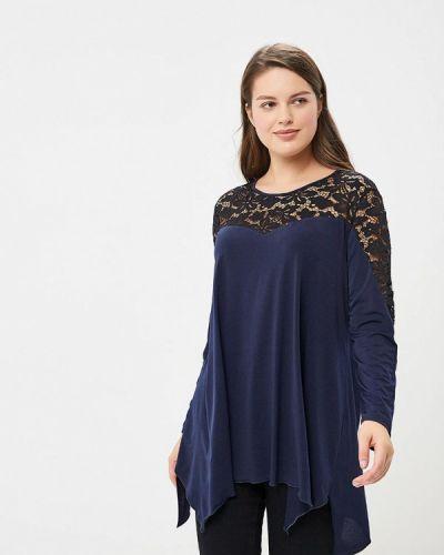 Блузка синяя Zarus`