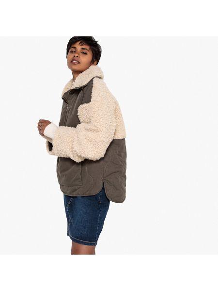 Пальто с воротником пальто La Redoute Collections