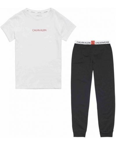 Spodni piżama elegancka Calvin Klein