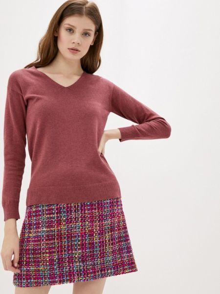 Пуловер - красный Manode